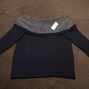 Loft sweater size small new with tags